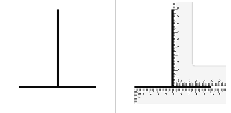 Vertical–horizontal_illusion
